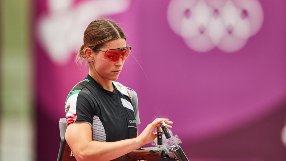 Gabriela Rodríguez en Tokyo 2020
