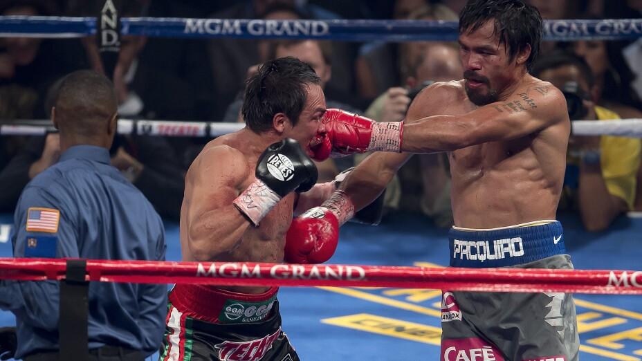 Manny Pacquiao vs Juan Manuel Márquez