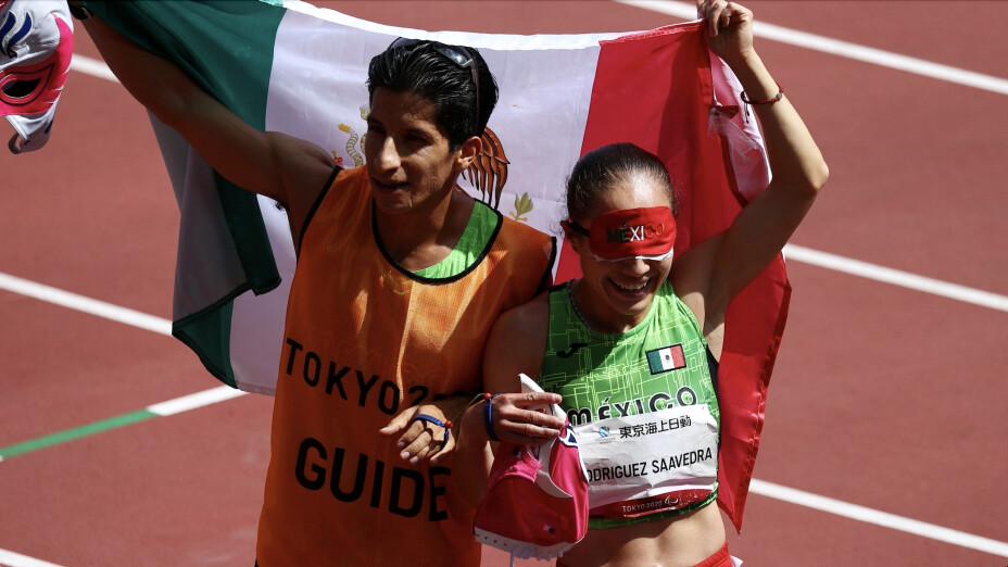 Mexico 100 medallas Juegos Paralimpicos