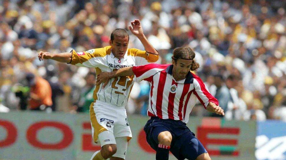 Futbol mexicano final Pumas vs Chivas
