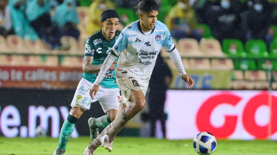 Liga BBVA MX Apertura Grita Mexico 2021 Leon vs Mazatlan FC