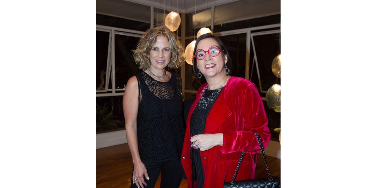 Eugenia González y Claudia López Duplan
