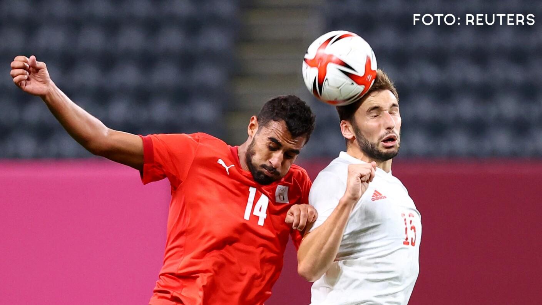 España no pudo vencer a Egipto en su debut en Tokyo 2020 | FOTOS