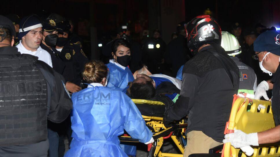 Víctima de accidente del derrumbe del Metro de Línea 12 en CDMX.