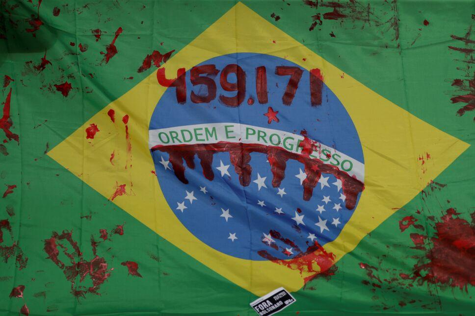 Indignación en Brasil por aceptar sede de la Copa América.