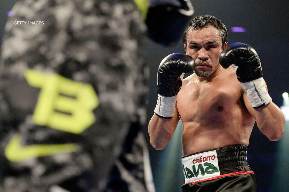 Juan Manuel Márquez boxeador mexicano