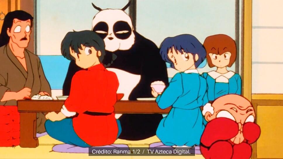 Ranma personajes