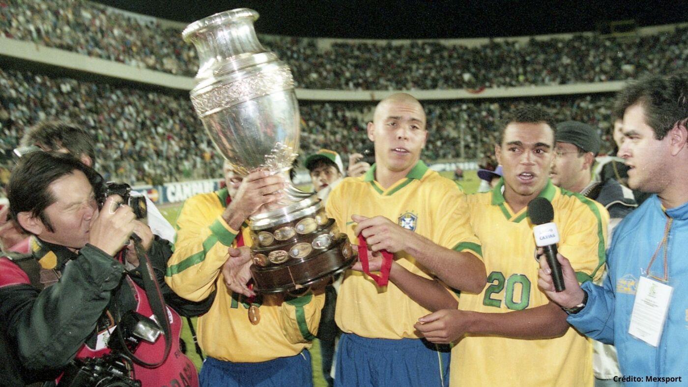 17 campeones ganadores Copa América 1995 2019.jpg