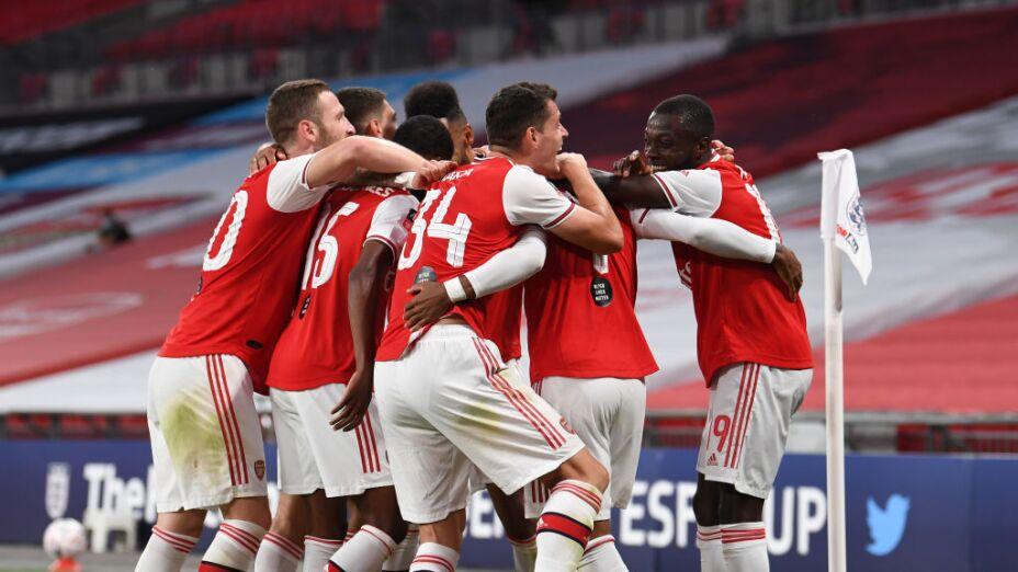 ¡El Arsenal está en la gran final!