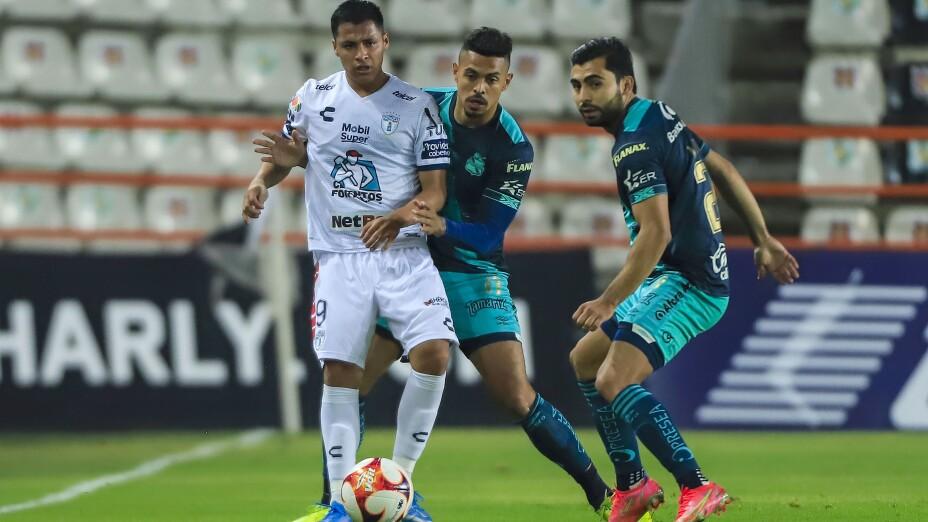 Liga BBVA MX Clausura GUARD1ANES 2021 Pachuca vs Puebla