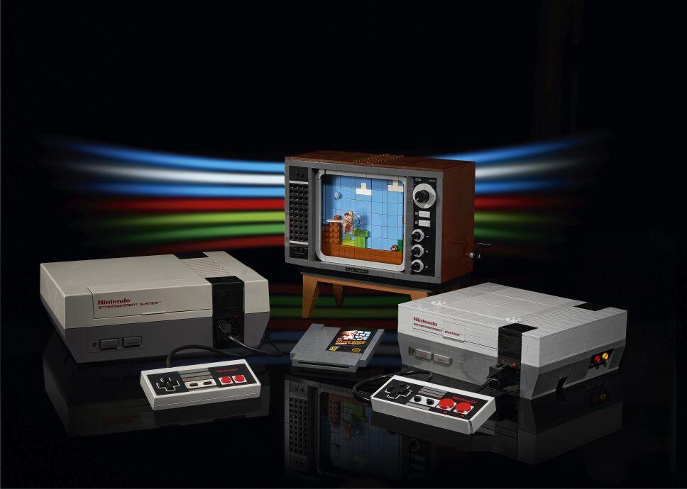Nintedo LEGO NES