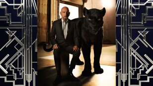 Ben Kingsley como Bagheera
