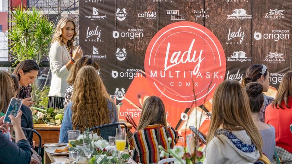 Lady Multitask