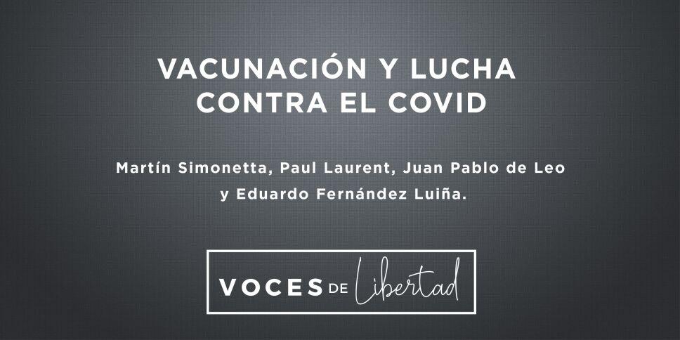 Voces de la libertad vacunacion
