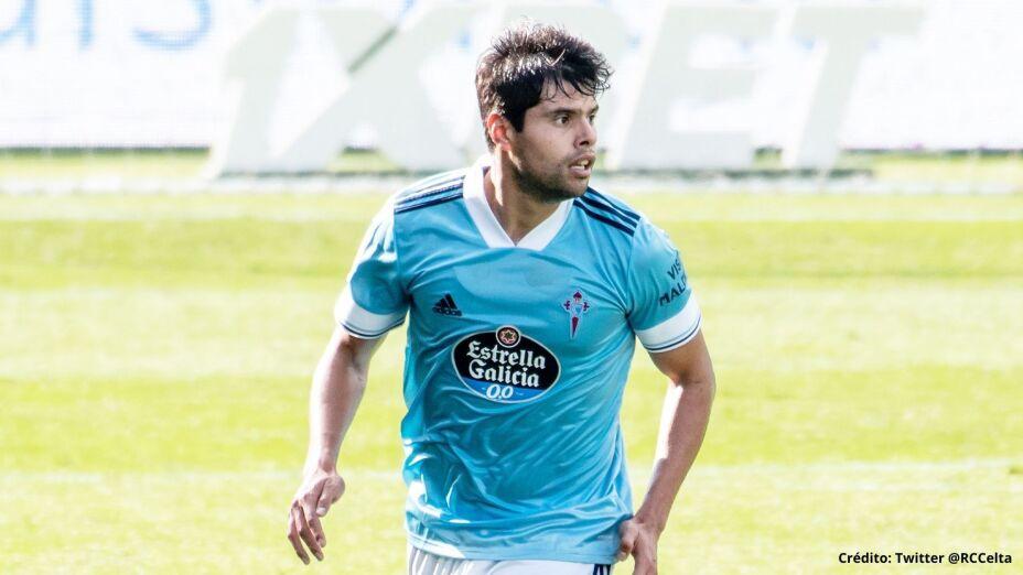 Futbolistas mexicanos en Europa Nestor Araujo