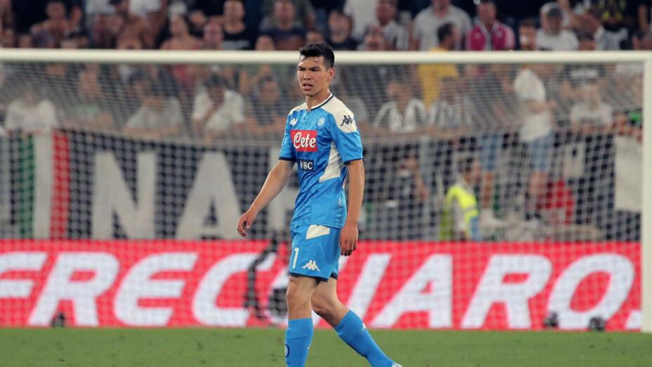 Lozano podría reencontrase con Ancelotti en el Everton