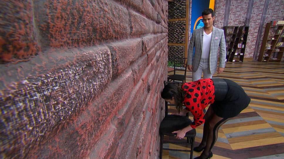 VIDEO: El Capi, Laura G y Roger González se unen al divertido reto de la silla en Venga la Alegría.