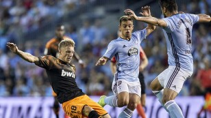 Celta vs Valencia