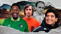 Los grandes Padres del futbol