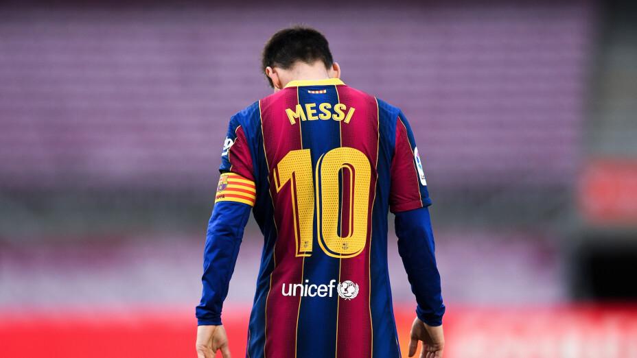 Lionel Messi F.C. Barcelona