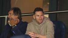 Lionel Messi Paris Saint Germain