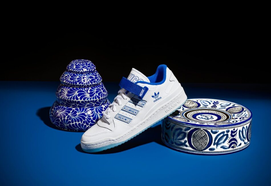 Adidas lanzó unos tenis que todo mexicano deseará tener en su clóset, los Adidas Forum Mexico City.