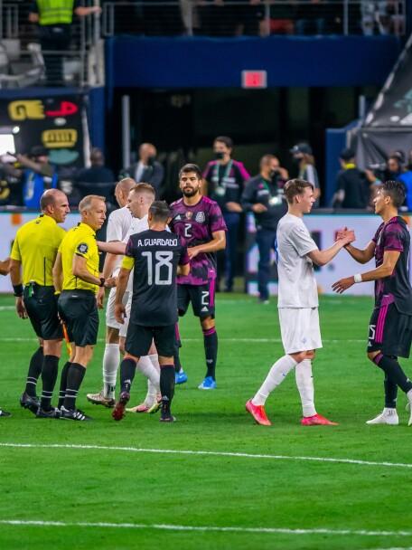 Multa Selección Mexicana 109 mil dolares Islandia