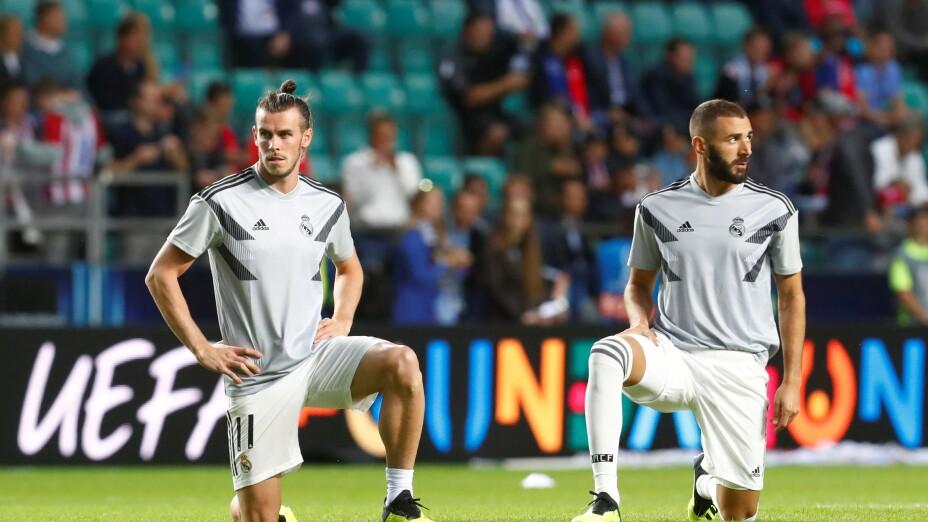 Real Madrid lesiones