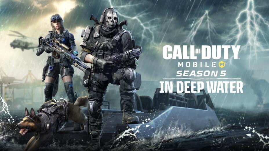 Temporada 5 de Call of duty: Mobile