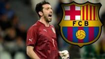 Gianluigi Buffon Barcelona