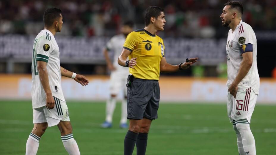 México vs Trinidad y Tobago