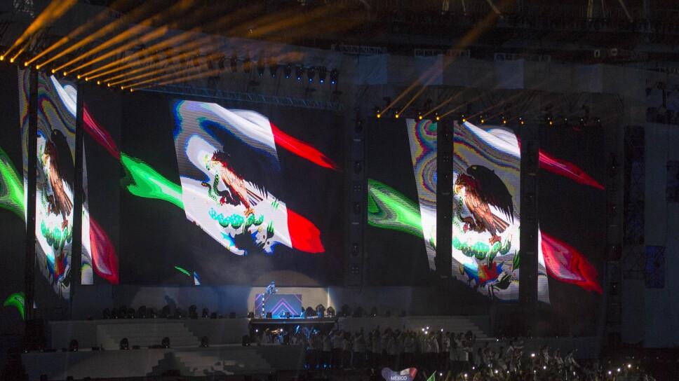 Juegos Centroamericanos México
