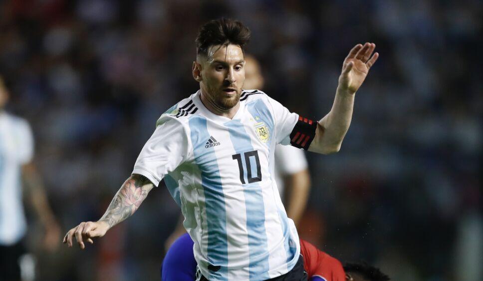 Messi pudo jugar para España