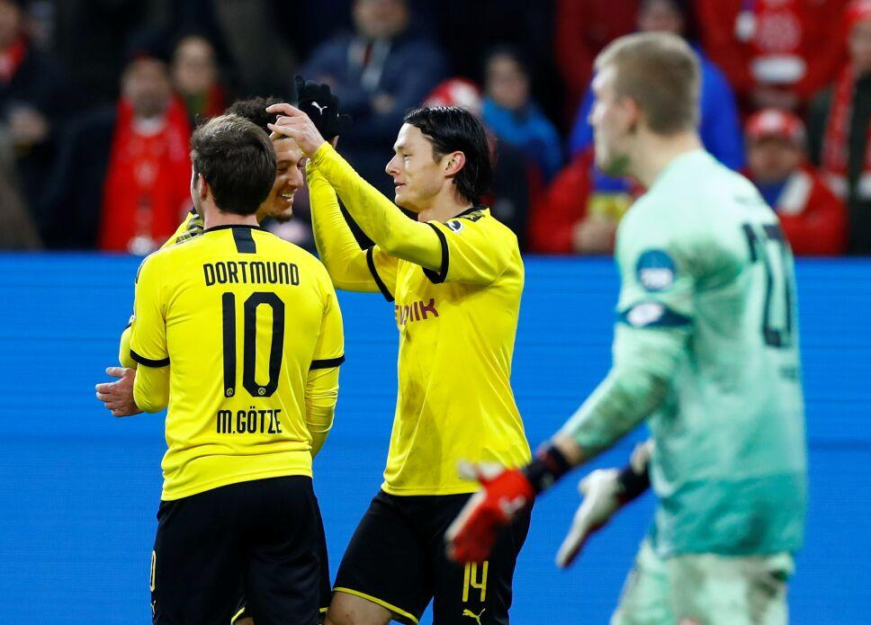 Bundesliga - 1.FSV Mainz 05 v Borussia Dortmund
