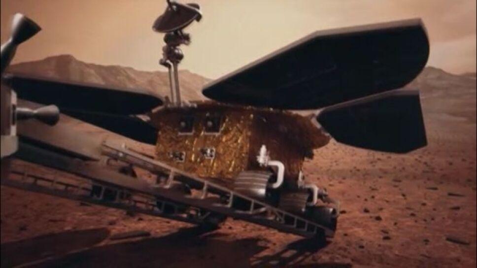 Zhuron en Marte