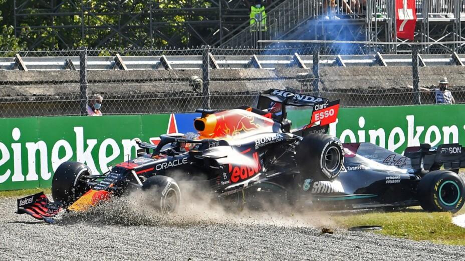 Verstappen y Hamilton