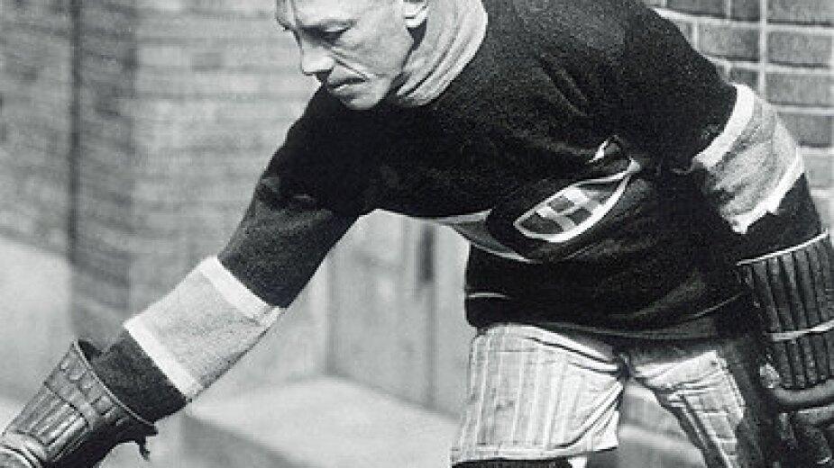 Joe Hall, exjugador de los Montreal Canadiens