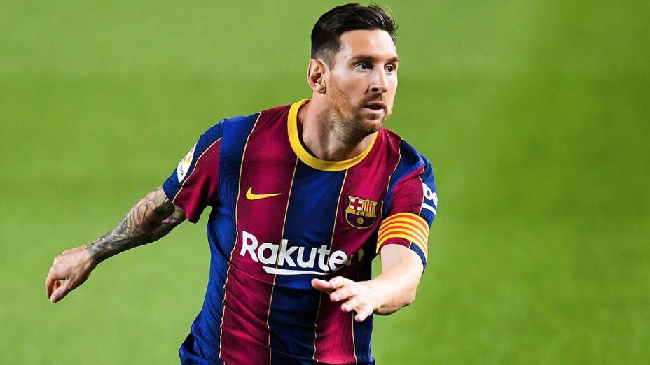 Messi a la banca