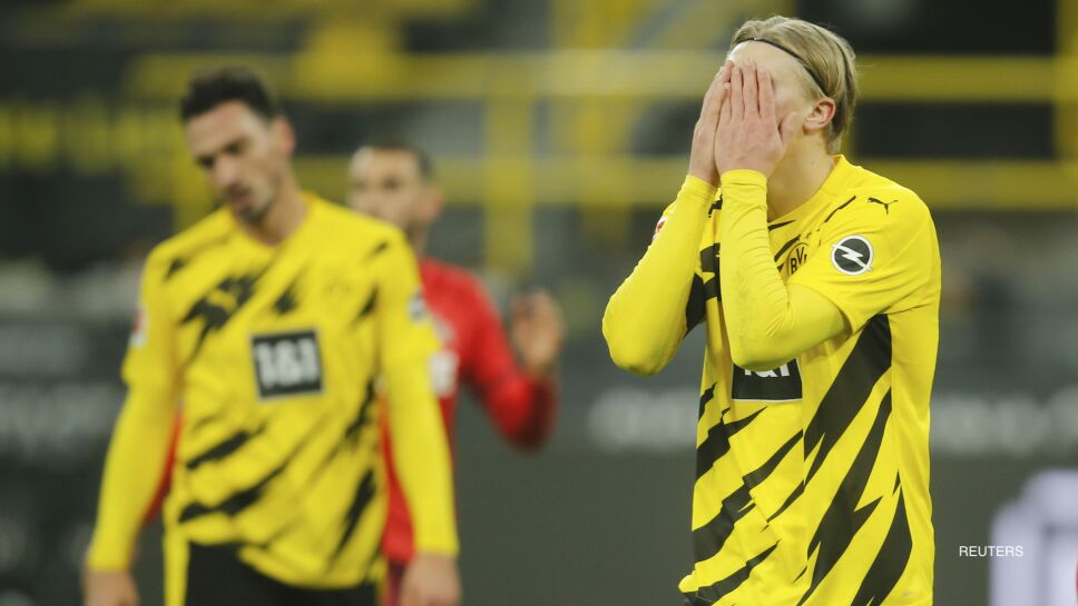 Dortmund cae ante Colonia