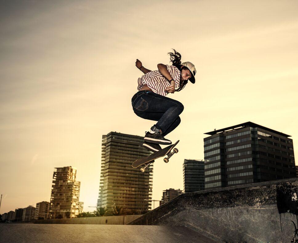 skateboarding juegos olimpicos tokio 2020