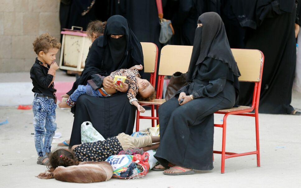 Yemen ocupa el octavo lugar. De acuerdo con los datos de Reuters, existen 22 millones de personas que necesitan asistencia básica.