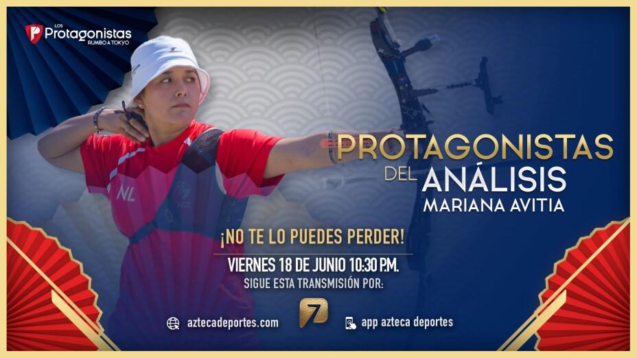 Mariana Avitia Azteca Deportes