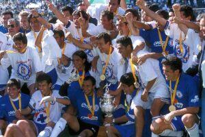 Cruz Azul 1997