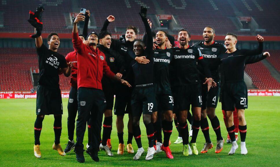 Bayer Leverkusen vs Eintracht en vivo