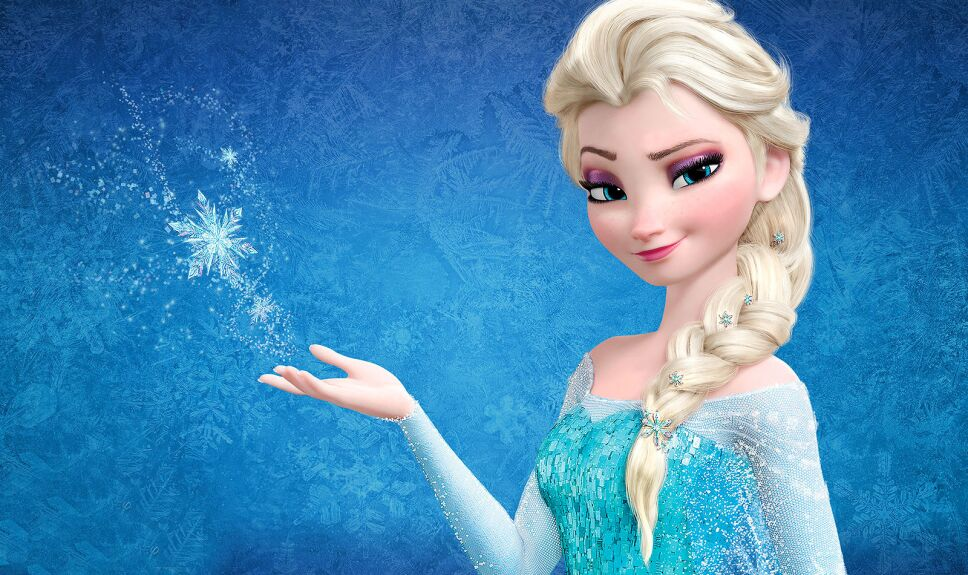 Let it Go de Frozen cantada por personajes de Disney