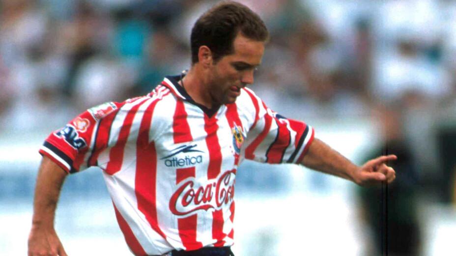Luis García Postigo Chivas