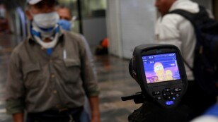 Foto de archivo: Brote de la enfermedad por coronavirus (COVID-19), en Ciudad de México