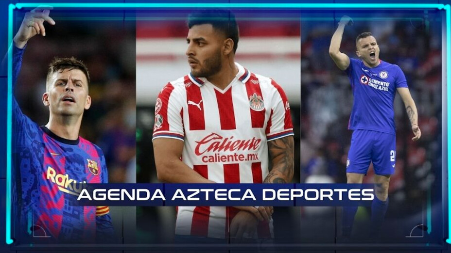 Agenda Deportiva 29 de septiembre 2021
