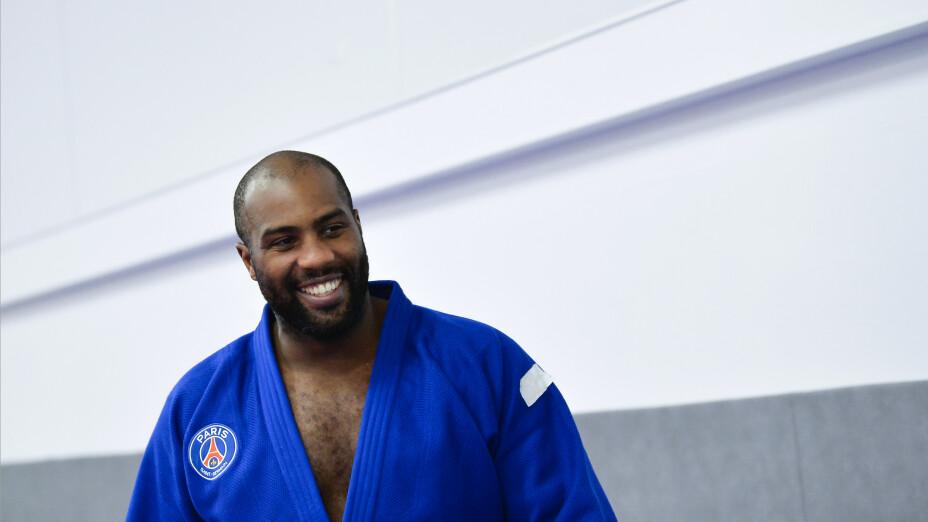 Medallas y trofeos ganados Teddy Riner judo