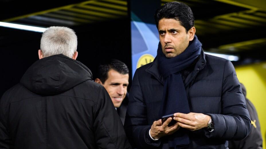 Nasser Al-Khelaifi, dueño del PSG